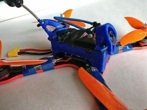 Remixed X210 body with camera guard and 45 deg SMA mount