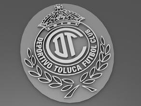 Liga MX - Toluca - easy print