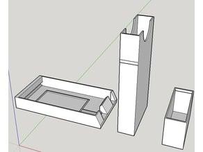 Arduino Mega 2560 Tray and Slip Case - No Screws