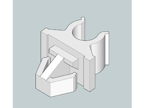 Mazda Miata MK1 Hood Rod Clip