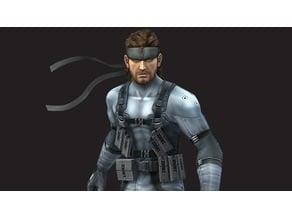 Solid Snake aka The Big Boss