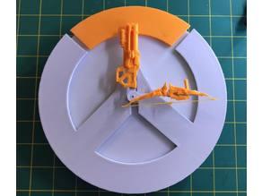 Overwatch Clock