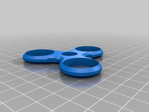 My Customized Fidget Spinner