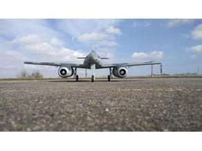 Dynam ME-262 Intakes