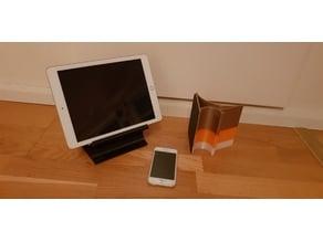 """Tablet/Mobile holder """"High Neck"""""""