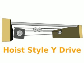 Hoist Style Y Drive