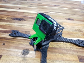 Ript Kwads Lindworm GoPro Hero 5/6/7 Mount