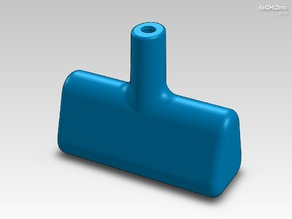starter handle for lawnmower