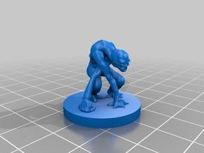 Pathfinder Choker Miniature