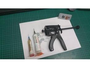 Solderpaste And Flux Gun
