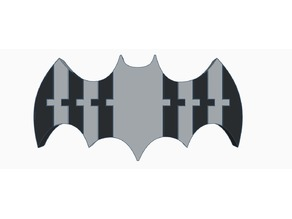 Flexi Bat (Dual Extrusion)