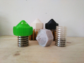 Nozzle Shakers