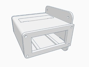 Enclosure case for STC-1000 thermostat