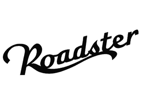 Roadster badge