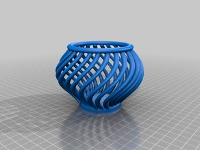 Basket with Screw technique