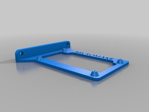 Micromake 3D Printer Arduino Mega 2560 Mounting Plates
