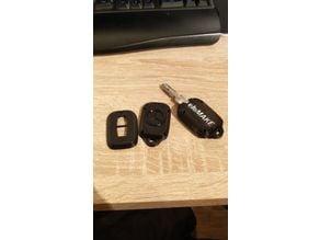 Mercedes Benz W124 Key with central locking
