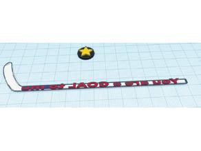 Copy of Hockey Stick