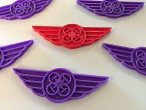 Drone Pilot Wings