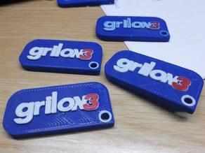 Keychain Grilon3