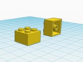Basic Brick (2x2 Studs)