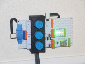 LittleBits Hue Lighting Controller