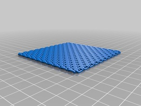 Customized Cubemail Fabric 10x10