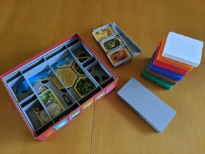 Settlers of Catan Complete Organization System