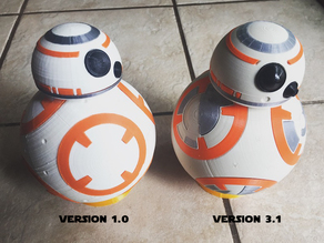 Star Wars BB-8 - Upgrade 3.3