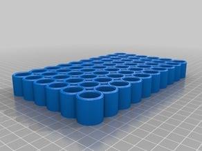 AA/AAA Battery Organizer - IKEA Moppe