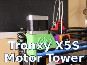 Tronxy X5S Motors Towers - CoreXY 3d Printer