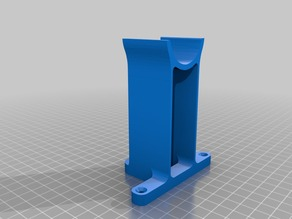 Dyson V8 Lower Pipe Wall Support