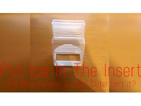 Mini Room-Cooler // Air Conditioner // 120mm Fan // WIP // Mini Version Printed