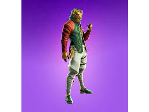Master Key Fortnite (With Mask)