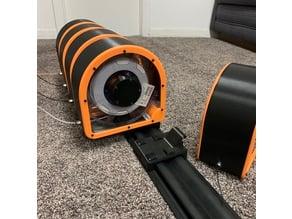 Spannerhands Spool System MK6 - Wide Kobalt K-Rail Mounting Bracket