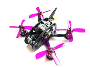 "FlexRC Ascent 2"" Mini / AIO Camera mount"