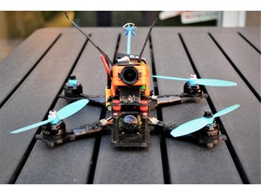MR236 Quadcopter (5 inch)