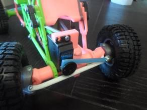 Standard servo gearbox for Ursa