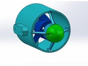 Rov Underwater Thruster