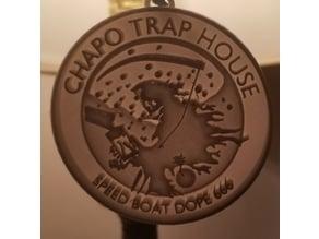 Chapo Medallion