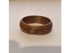 The Ring from Lords of the Ring