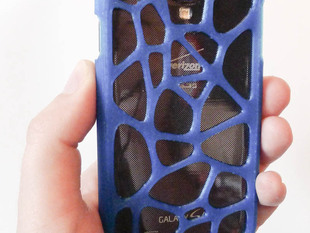 Galaxy S4 Web Pattern Case