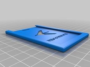 RFID Card Holder (Embraer)