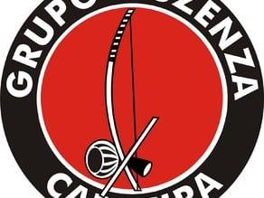 Capoeira Muzenza Medal
