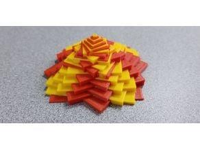 Fibonacci Pyramid