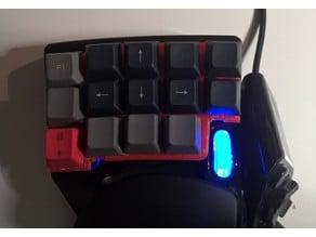 Razer Nostromo Mechanical conversion keyplate