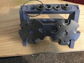 Hornady Case plate and case holder holder