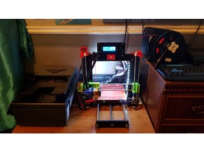 Prusa i3 Pro B - Improvement Pack V1.5 (Updated)