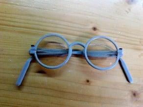 Brille für optische Gläser - optical glasses