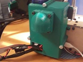 Makerfarm remixed cooling fan vent